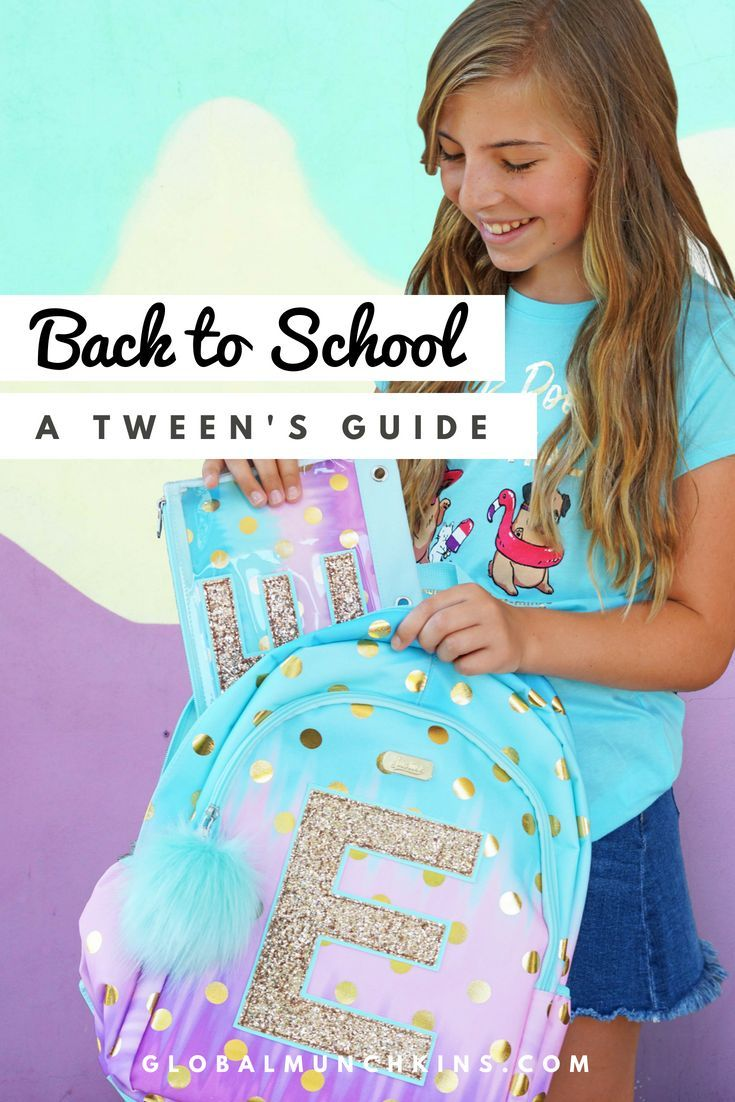 Back to school for teen girls #6