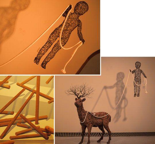 Greek Contemporary Art Objects