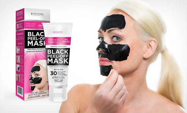 Máscara BLACK Elimina las toxinas ambientales, la suciedad y los desechos de la piel. Utilice la mascarilla Biovène exfoliante negra para combatir el acné, la piel grasa, las espinillas, los poros obstruidos y las imperfecciones. Los extractos naturales calman la piel y ayudan a reequilibrar su humedad natural, manteniéndola tersa y suave. La mascarilla actúa como un imán: absorbe de 100 a 200 veces su peso en impurezas. SHOP ONLINE…