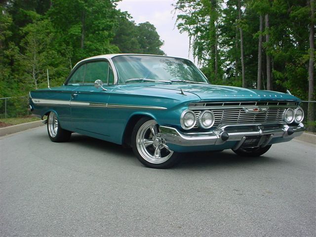 25 best 1961 impala ideas on pinterest chevrolet impala for Garage opel bouc bel air