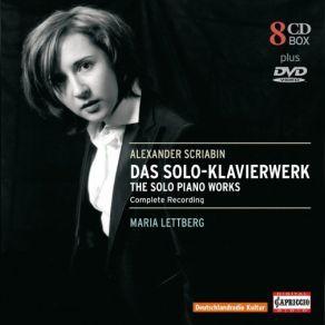 http://www.music-bazaar.com/italian-music/album/897000/The-Solo-Piano-Works-Complete-Recording-CD01/?spartn=NP233613S864W77EC1&mbspb=108 Maria Lettberg, Alexander Scriabine - The Solo Piano Works (Complete Recording) (CD01) (2009) [Classical] #MariaLettberg, #AlexanderScriabine #Classical
