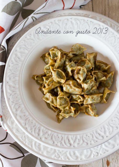 Andante con gusto: Le mie Raviole del Plin con brasato al Nobile di Montepulciano