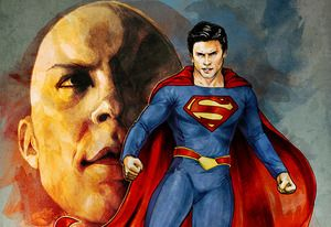 Exclusive: Smallville Comic Book Changes Format, Heads for a Crisis