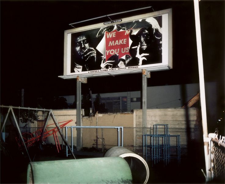 Larry Sultan and Mike Mandel -  We Make You Us