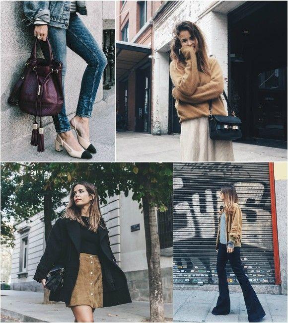 4 idées looks automne-hiver 2015-2016 de la blogueuse mode Collage Vintage >> http://www.taaora.fr/blog/post/idees-looks-blog-mode-automne-hiver-2015-2016-blogueuse-collage-vintage #streetstyle #blog #mode