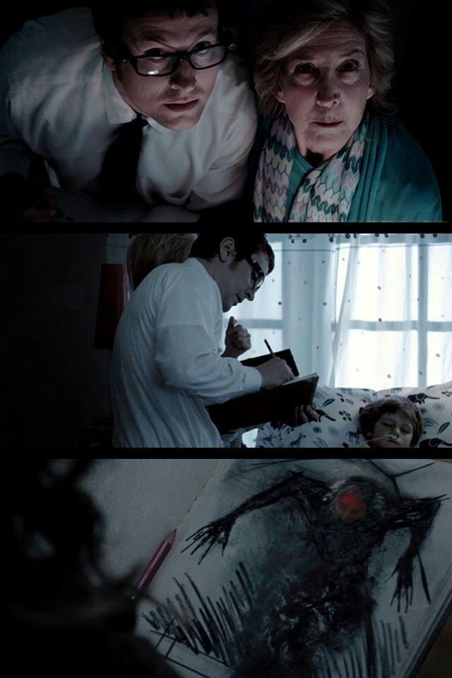 Insidious, fucks me up every single time.    #insidious #horror