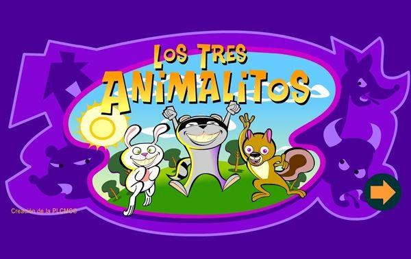 """Para celebrar el Día Mundial del Libro (23 de abril) se puede jugar a """"Los tres animalitos"""". Se trata de un cuento interactivo que se construye jugando, de manera que el niño interviene en su construcción. Acerca a los niños a los cuentos e incluso ayuda a conocer de forma intuitiva la estructura de la narración."""