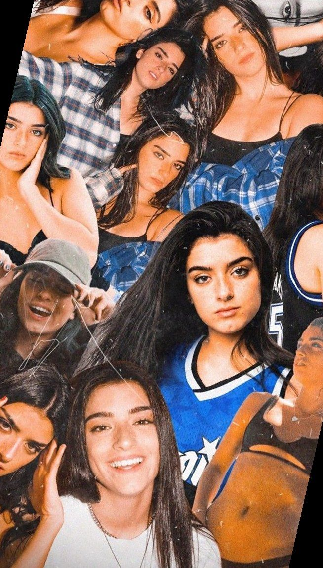 38 Dixie Damelio Wallpaper Dixie Damelio Crying 2020 Dixie Friend Photoshoot Celebrity Wallpapers