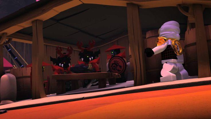 LEGO Ninjago: Epizoda 23 - Ostrov temnot