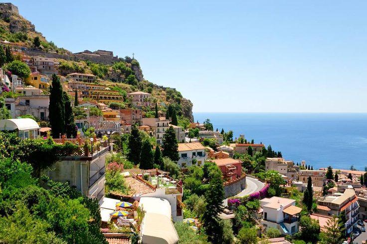 Taormina - Szicília, Olaszország