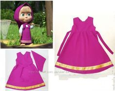 vestido de Masha