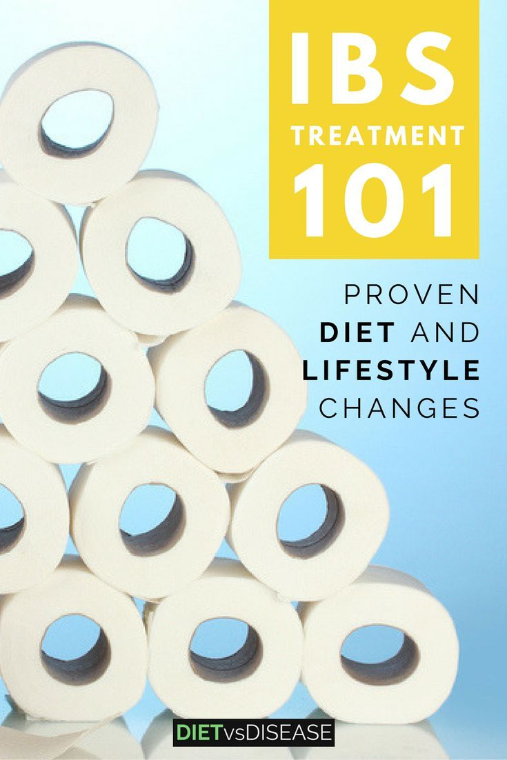 IBS causes digestive issues and serious stress and anxiety. This article looks at the scientifically-proven diet and lifestyle changes for IBS treatment. Learn more here: http://www.dietvsdisease.org/ibs-treatment-diet/