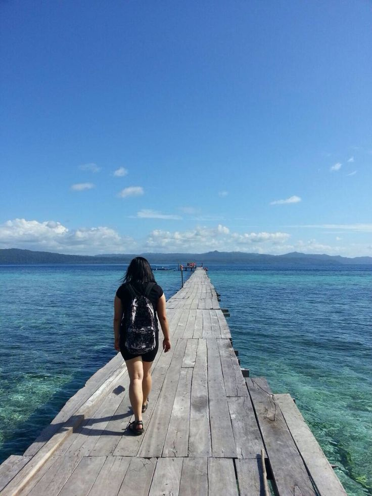 be traveler #rajaampat #indonesia