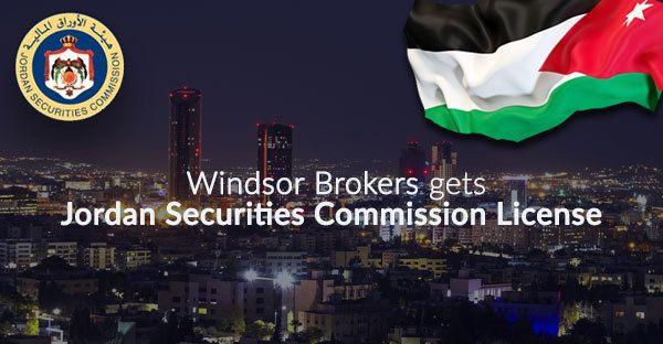 Windsor Brokers New License And Office In Amman Jordan