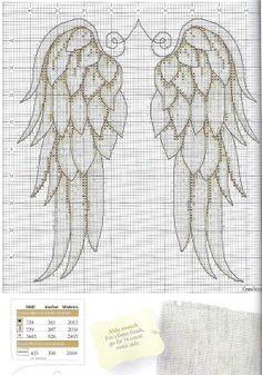 Angel Wing Pattern için resim sonucu