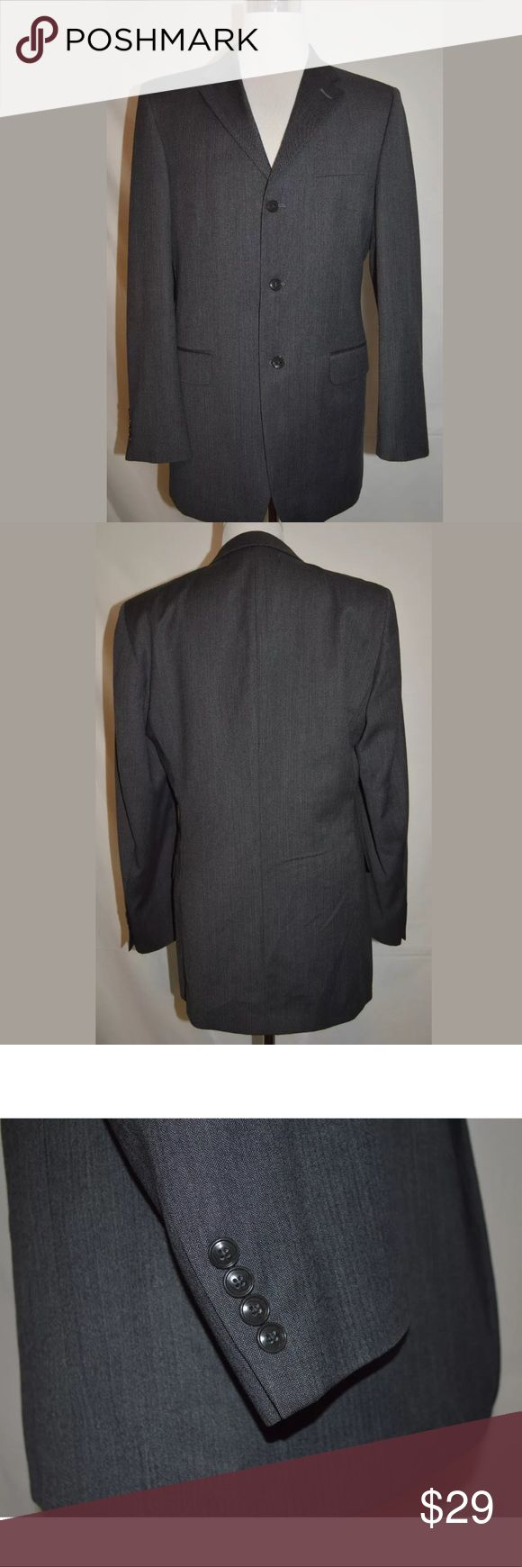 Jones New York Sports Coat Jacket Men's 40L