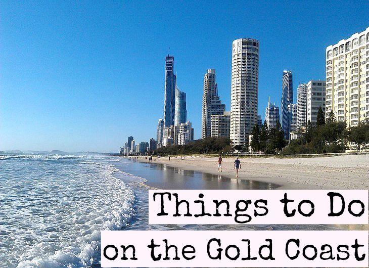28 things to do on the Gold Coast, Australia