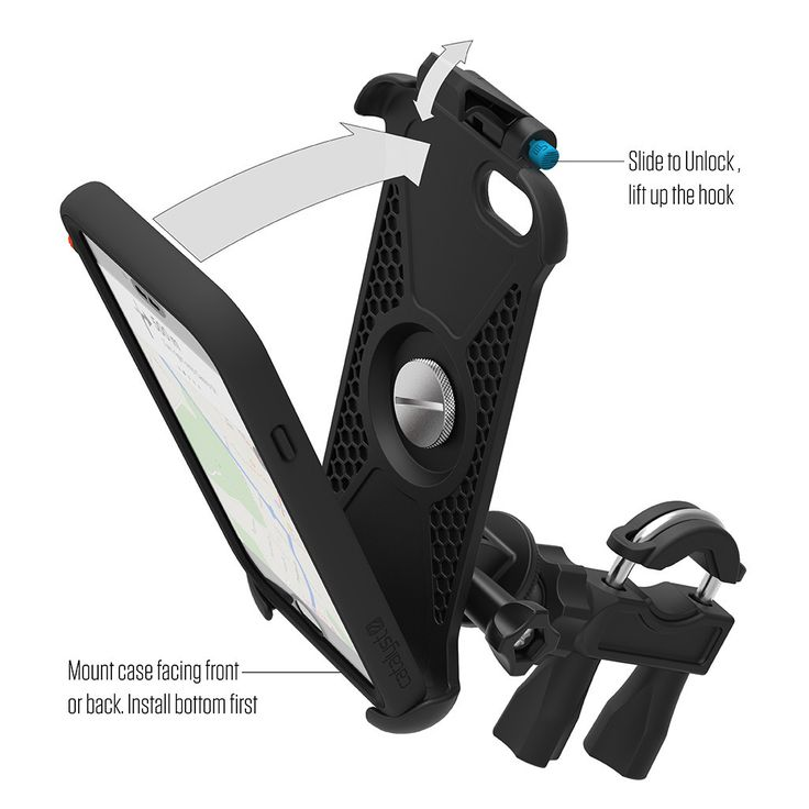 Catalyst Multi-Sport Mount. Use your iPhone while you cycle, making use of any fitness app you have.