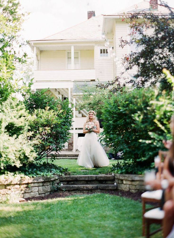 intimate wedding packages atlantga%0A     best Garden Weddings images on Pinterest   Backyard weddings  Garden  weddings and Chic vintage brides