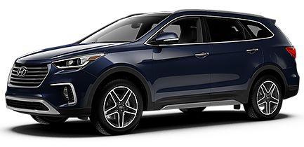 $ 39.400,00 2017 Hyundai Santa Fe – Mid-Size SUV | Hyundai