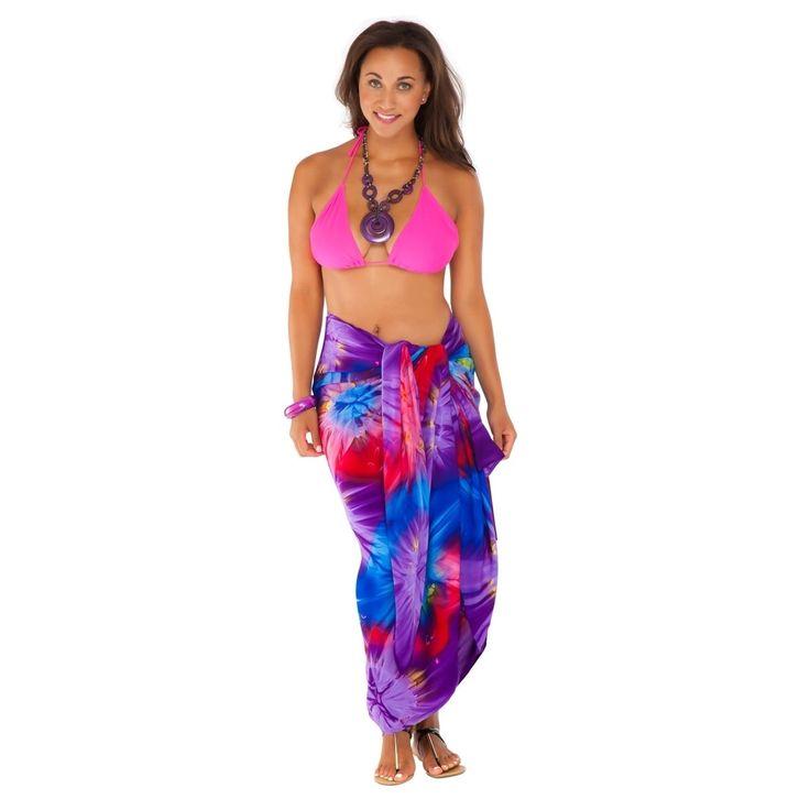 the 25+ best sarong tying ideas on pinterest | sarong dress
