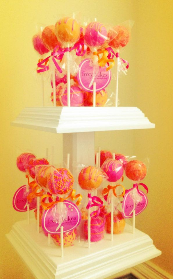 Cake Decorating Bagshot : 1000+ ideas about Cake Pop Stands on Pinterest Cake Pop ...