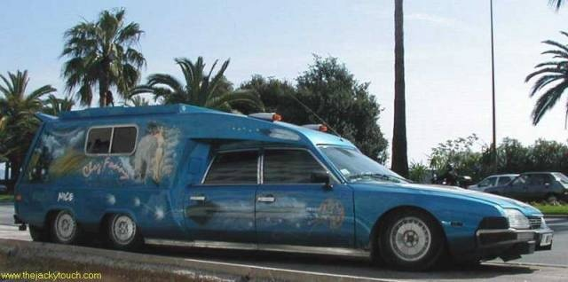 This Citroen is so awesome