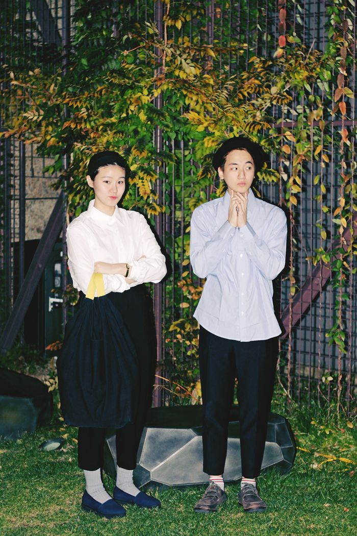 shirts by series How to wear couple look!