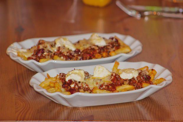 Rezept: Chili-Käse-Pommes Bild Nr. 4562