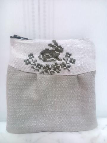 Pochette handmade
