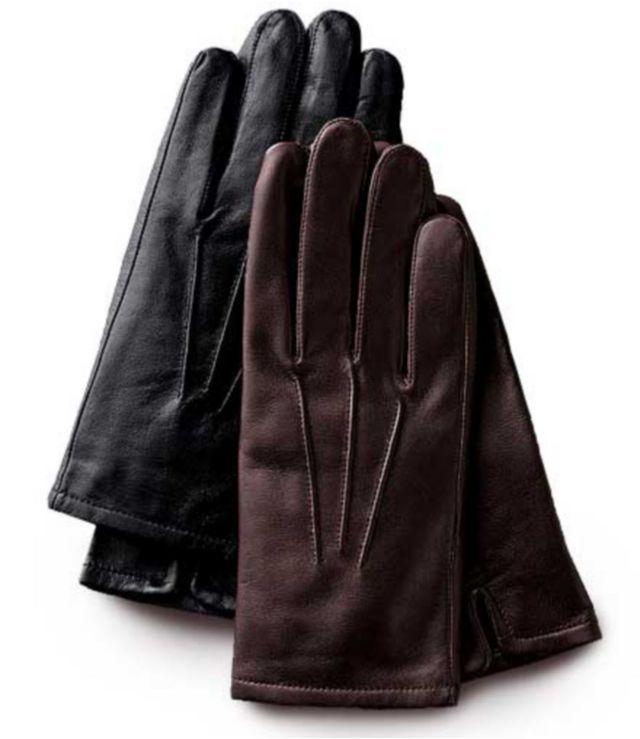 Jos. A. Bank Lambskin Thinsulate Gloves (2 Colors) $9.99 (josbank.com)
