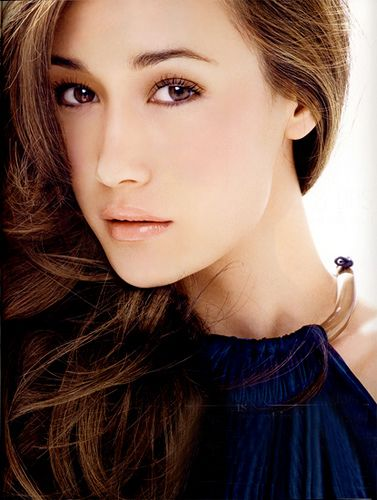 Maggie Q by gabriella_dang, via flickr