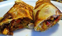 Maistortillas mit Chilihack, Guacamole und Tomatensahne - Glutenfrei Backen und Kochen bei Zöliakie. Glutenfreie Rezepte, laktosefreie Rezepte, glutenfreies Brot