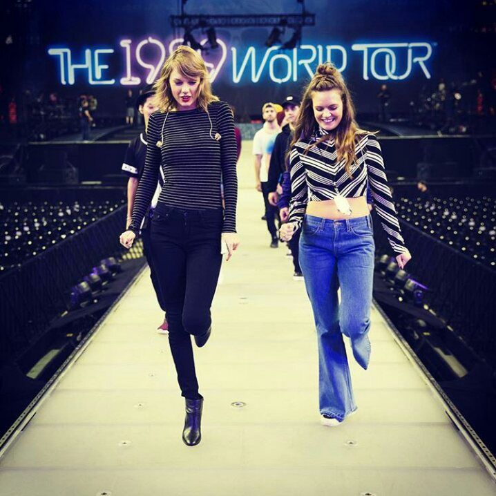 Tove Lo and Taylor Swift <3