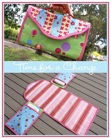 cute baby changing bag