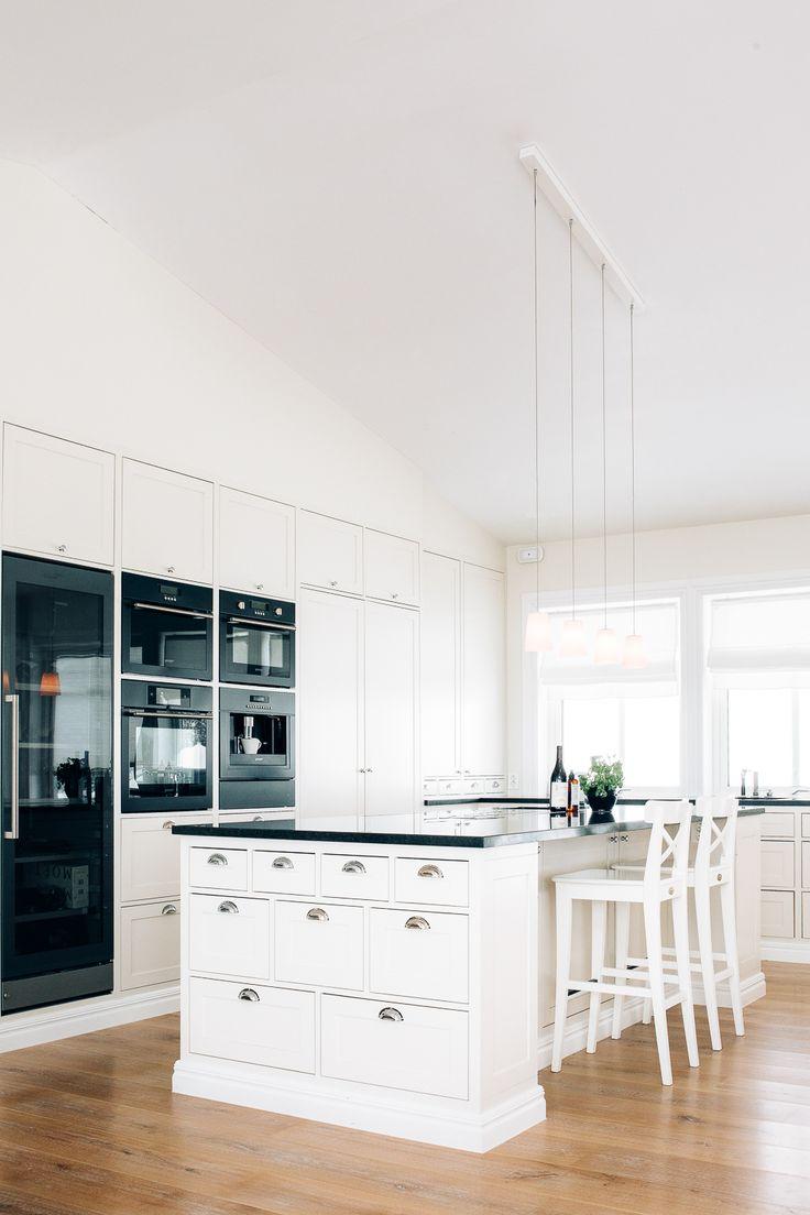 Customized classic kitchen www.cki.no
