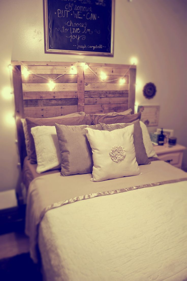 24 best Headboard Alternatives images on Pinterest | Headboard ideas ...
