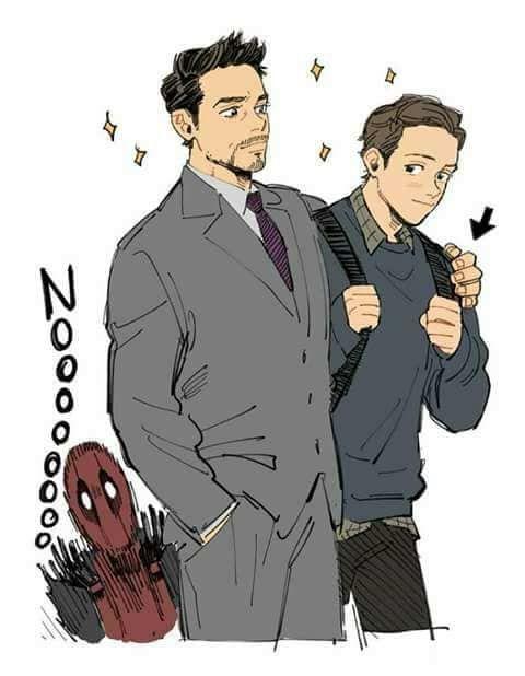 All Couple Avengers -