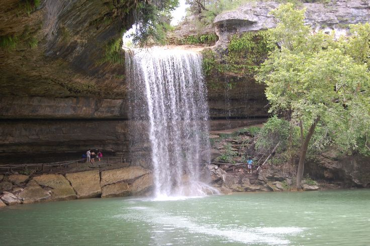We spent the afternoon hiking to the waterfalls, pool, and grotto at Hamilton Pool Preserve. Here's some great tips if you go.