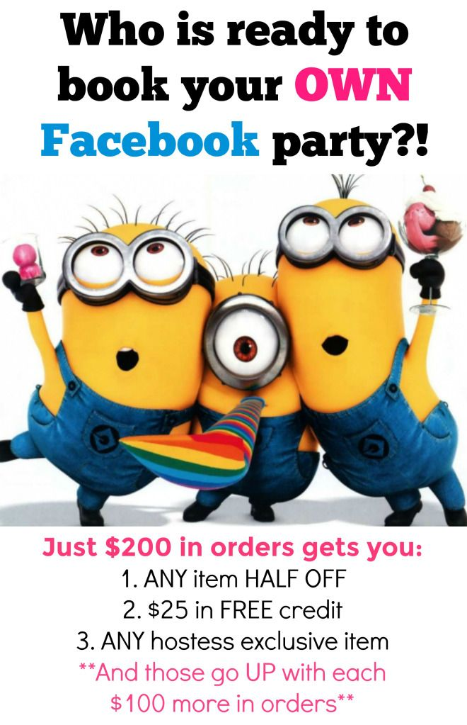 facebook party, thirty-one, thirty one, join thirty one …