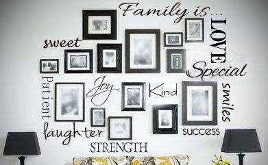 Hey, I found this really awesome Etsy listing at https://www.etsy.com/listing/105507565/small-family-is-wall-decal