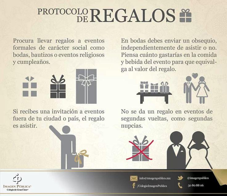 Protocolo regalos
