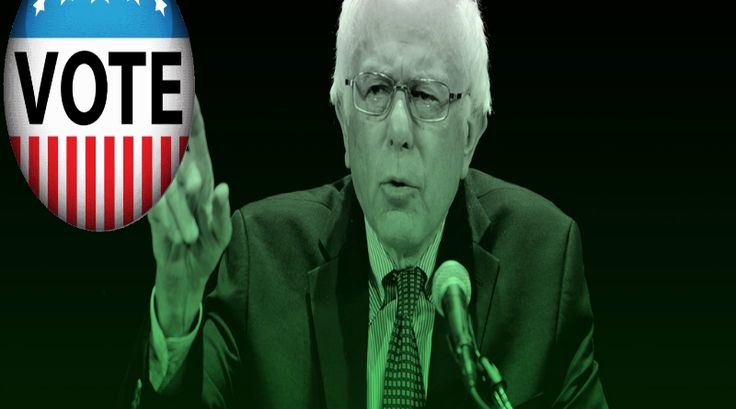 Poll! Will You be With Bernie If He Choose The Green Party? - USA SUPREME
