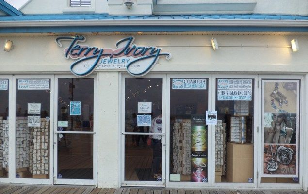 Best jewelry store in Ocean City! They have the neatest ...