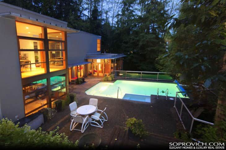 For Sale Edward Cullen S Twilight New Moon House Twilight House Glass House Design Cullen House Twilight