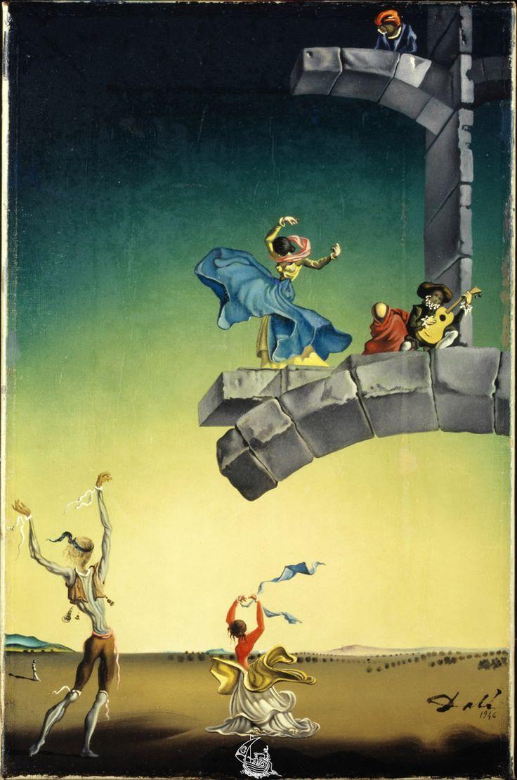 169 best Salvador Dali images on Pinterest   Artworks, Salvador dali ...