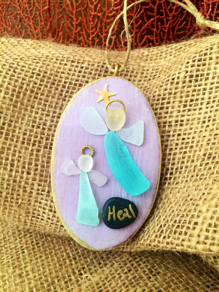 A personal favorite from my Etsy shop https://www.etsy.com/listing/508563130/healing-beachcomber-angels