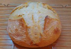 Bolondbiztos, élesztőmentes kovászos kenyér