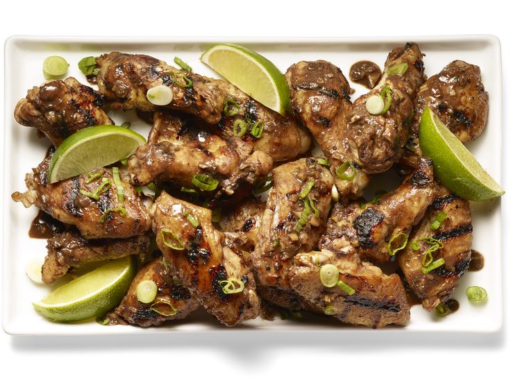 Spicy Rum Chicken Wings recipe from Eddie Jackson. Looks good but would be HOT, also, who the hell only eats twelve wings?! Play with this recipe.