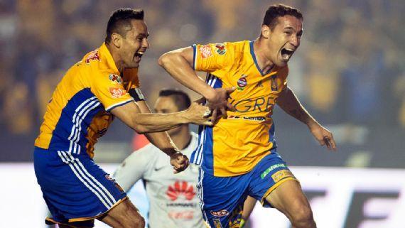 En agónico partido, Tigres vence a América en penales - http://www.notiexpresscolor.com/2016/12/26/en-agonico-partido-tigres-vence-a-america-en-penales/